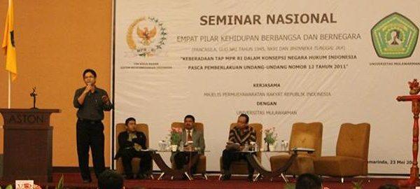 Kedudukan TAP MPR Dalam Sistem Perundang-Undangan Indonesia