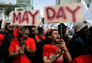 Hari Buruh 2014